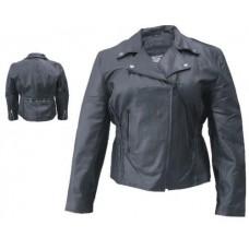 Женская куртка косуха U2103