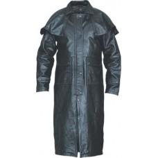 Классическое мужское кожаное пальто Duster U2600 Buffalo Hide