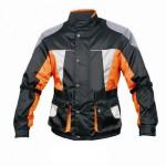 Мужская оранжево-черная куртка Cordura