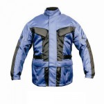 Мужская сине-черная куртка Cordura