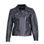 Женская куртка косуха Analine Cowhide